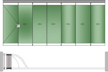 Download Drawing A - Access Door at Stack End