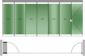 Download Drawing B - Access Door Opposite Stack