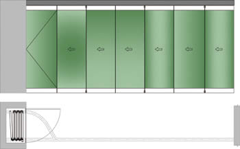 Download Drawing D - Icon Housing with Swing Door